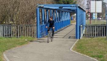 Bicycle tourism circuit 5 : Plain and Rhine